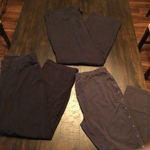 3 Pair of Sweatpants Size XL